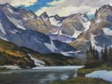 Isabelle  Lake, giclee print $100 unmatted